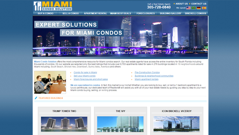 MiamiCondoSolution.com